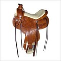 Western Saddle in  Jajmau