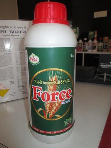 2,4-D Amine Salt 58% SL FORCE Herbicide