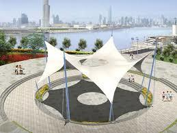 Robust Tensile Structures In Indore Madhya Pradesh