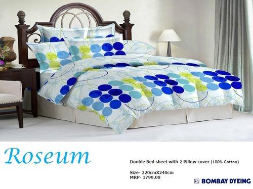 Roseum Double Bedsheets