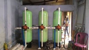 Arsenic Iron Removal Plant