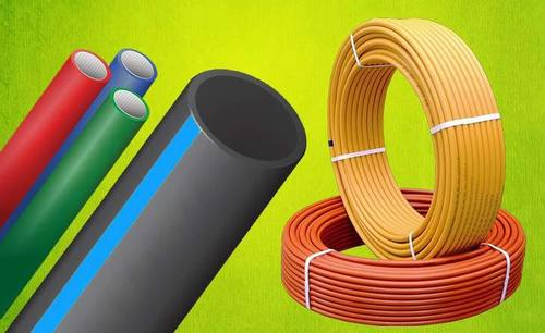 Colored Hdpe Pipes