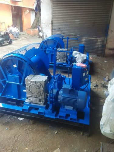Electric Winch (PV) in  Sector-18-Vashi