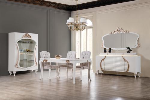 Luxury Unique Dining Room Set