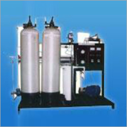 Ro Water Softener Plant