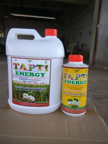 Tapti Energy Organic Liquid Bio Fertilizer in   Near Bhusaval Road