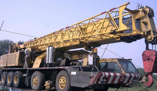 Used Telescopic Truck Mounted Cranes in  Naraina