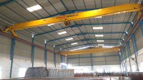 Box Type Single Girder Eot Cranes
