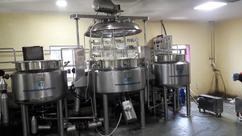 Ointment Making Plant in   Tal. Bhiwandi