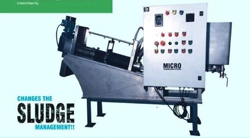 Sludge Dewatering Machines