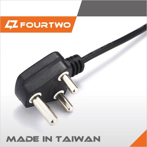 Three Pole Ac Power Cord Plugs