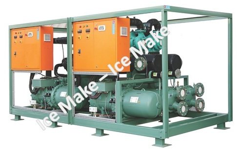 Heavy Duty Water Cooled Chilling Plant