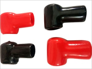 Polyvinyl Chloride Battery Cable Boots