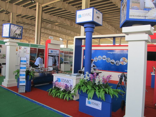 AgriHorti Tech Exhibition Stall Fabrication Service