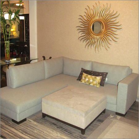 Designer Leather Sofa Set in  Sikanderpur (M.G. Road)