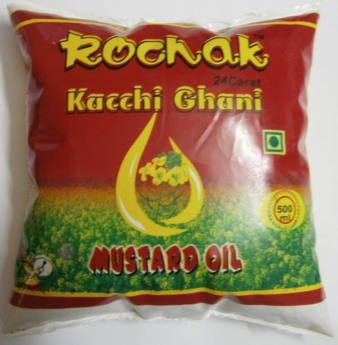 Finest Quality Rochak Kacchi Ghani Mustard Oil
