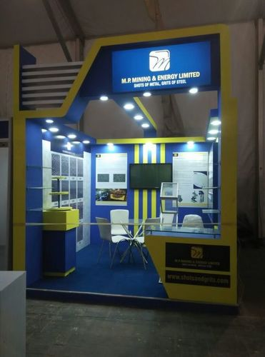 Foundry Technology and Cast India Exhibition Stall Fabrication Service