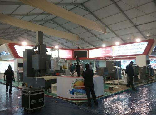 Foundry Technology Exhibition Stall Fabrication Service