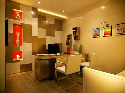 Office Cabin Interior Designing Service In Malviya Nagar New Delhi
