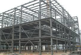 Steel Structure in  Site-C (Surajpur)