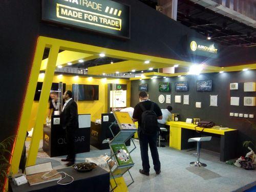 Trade Fair Stall Fabrication Service