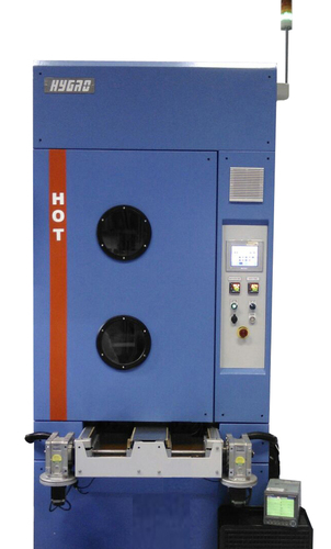 Vertical Conveyor Hot Oven