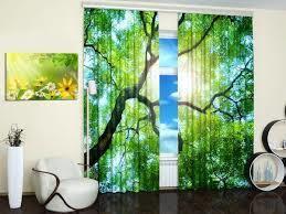 Digital Curtain Printing Services