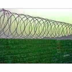 Wire Mesh Blade Security Fencing