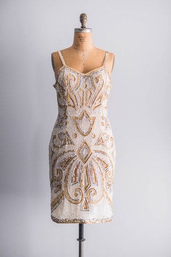 Beaded Dresses For Evening And Cocktail Nights