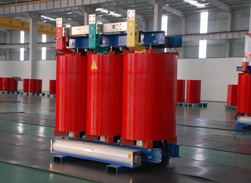 Cast Resin Dry Type Transformer at Best Price in Wuhan