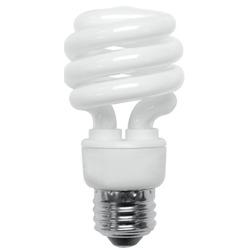 27 Watt Half Spiral Ready Cfl Non Guaranty Light