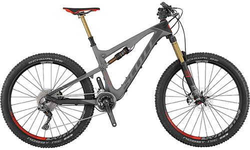 2017 Scott Genius 700 Premium Mountain Bike