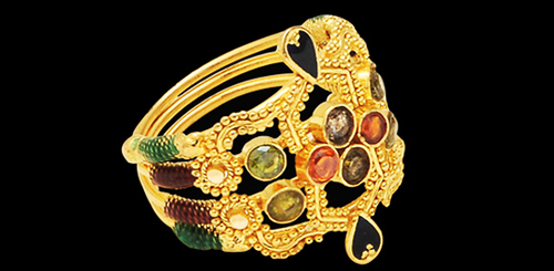 Calcutta Design Finger Rings