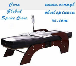 Massager Bed For Thermal Spine Therapy