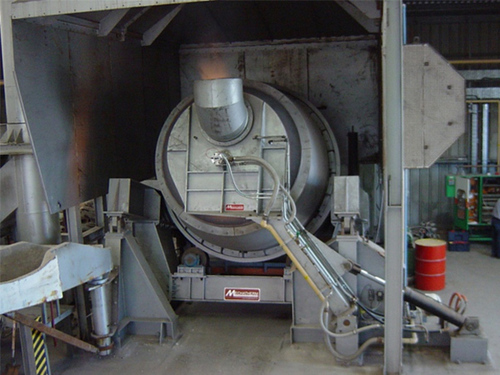 Rotary Tilting Heavy Duty Furnaces in  25-Sector