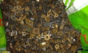 Tungsten Carbide Scraps