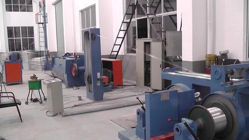 Aluminium Rod Breakdown Machines in   Jiangsu Province