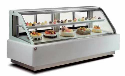 Fifth Generation Horizontal Cake Cabinets
