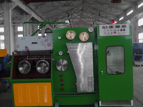 Fine Wire Annealing Drawing Machines