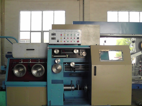 Fine Wire Drawing Machines For Aluminium
