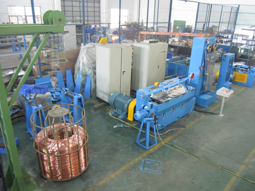 Intermediate Copper Wire Drawing Machines With Annealer