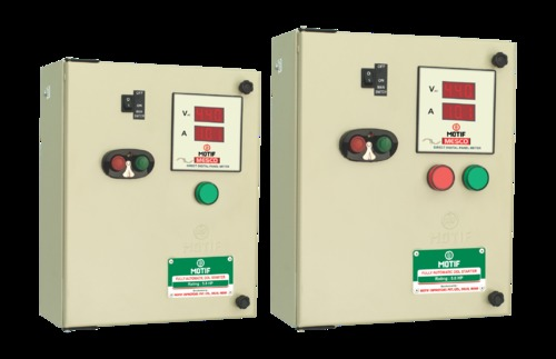 Three Phase Submersible Control Panel