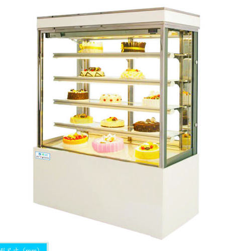 Vertical Luxury Cake Cabinet