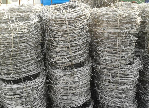 Barbed Wire in   Near Hariom Tmt