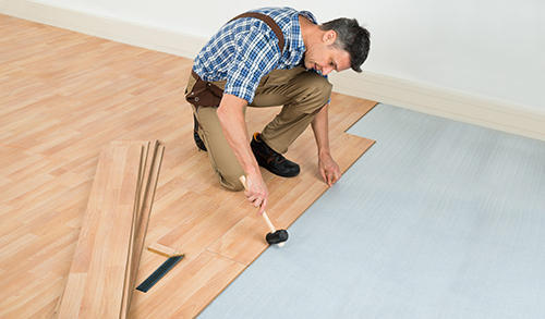 Flooring Services in  New Area