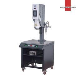 Advanced Ultrasonic Plastic Welding Machine