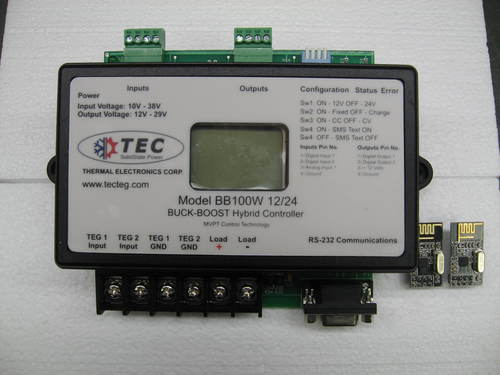 Bb100w 12/24 Charge Controller in   Unit 4