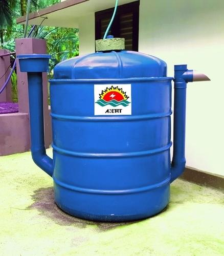 Commercial Portable Biogas Plant - Universal Biogas, 10/203S