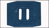 High Grade Mixer Paddle Tips