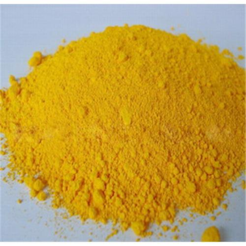 Iron Oxide Yellow Pigment